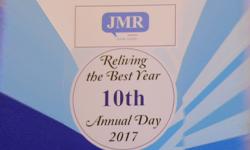 JMR's 10th Annual Sales & Leadership Workshop
